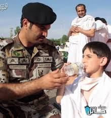 Photo children in the Hajj10